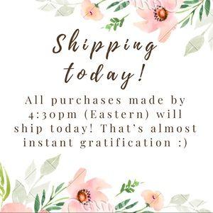 Buy now—get it ASAP!!